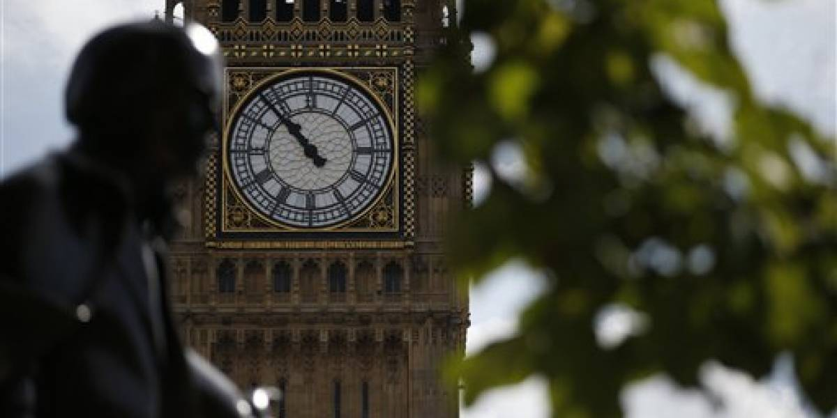 El Big Ben dejará de sonar 4 años mientras lo remodelan