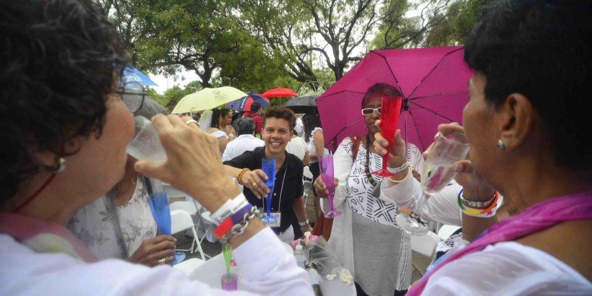 Celebrarán segunda boda gay masiva en Puerto Rico
