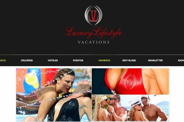 Luxury Lifestyle, el crucero con barra libre de sexo