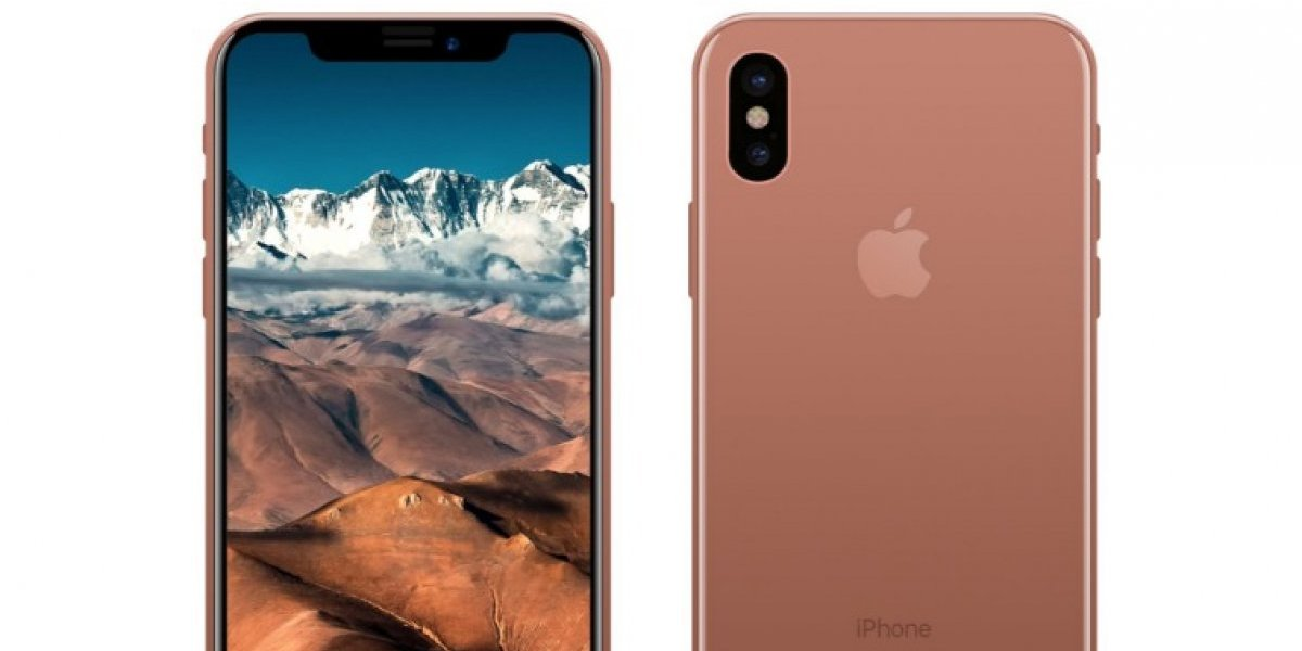 Blush Gold es el nuevo color del iPhone 8