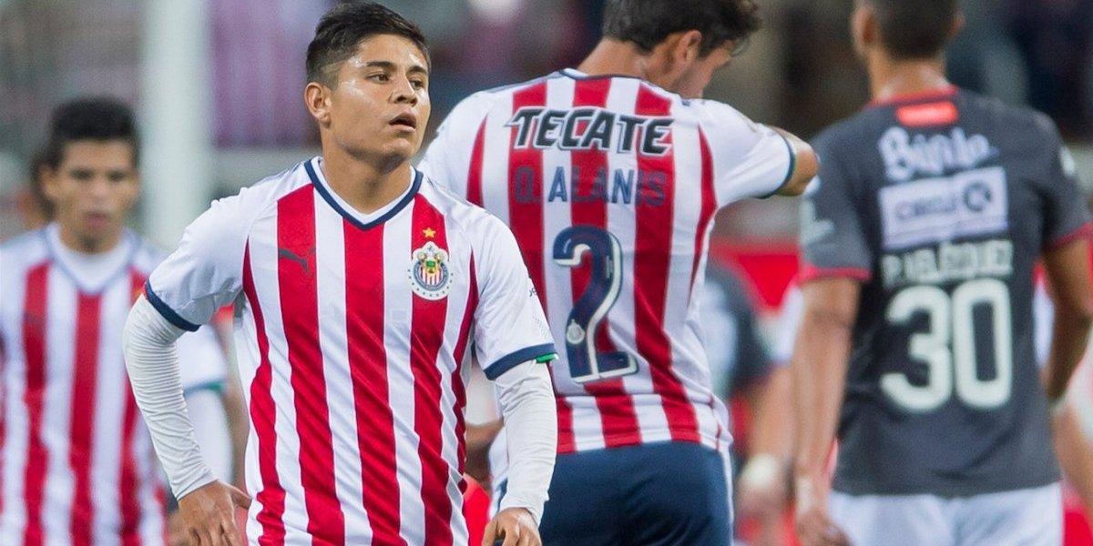 Chivas: sólo un triunfo en 10 partidos de Liga