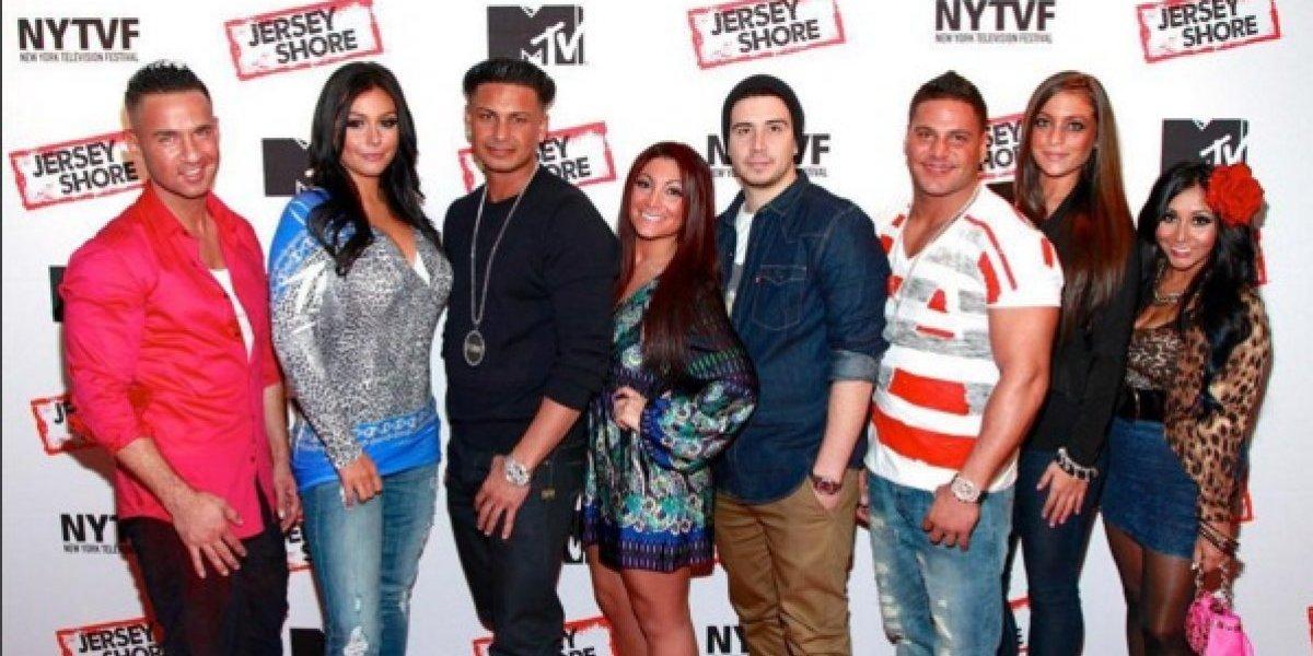 Los integrantes de Jersey Shore se reúnen para un increíble episodio
