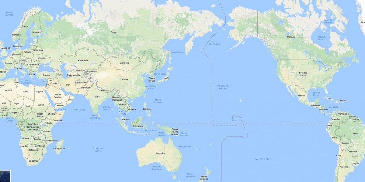 ¿Y a todo esto, dónde está Corea del Norte?