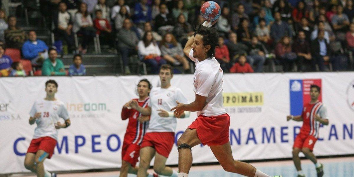 Chile logró la hazaña, superó al local y clasificó históricamente a octavos del Mundial Juvenil de Balonmano