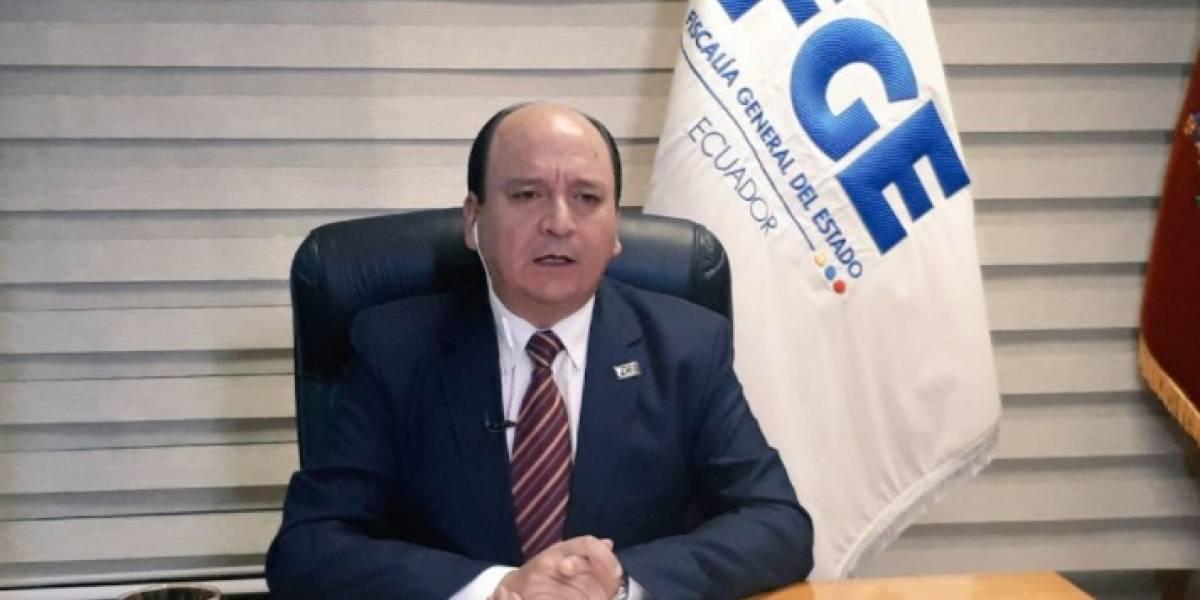Carlos Baca sobre Galo Chiriboga: No se ha emitido ninguna orden de detención
