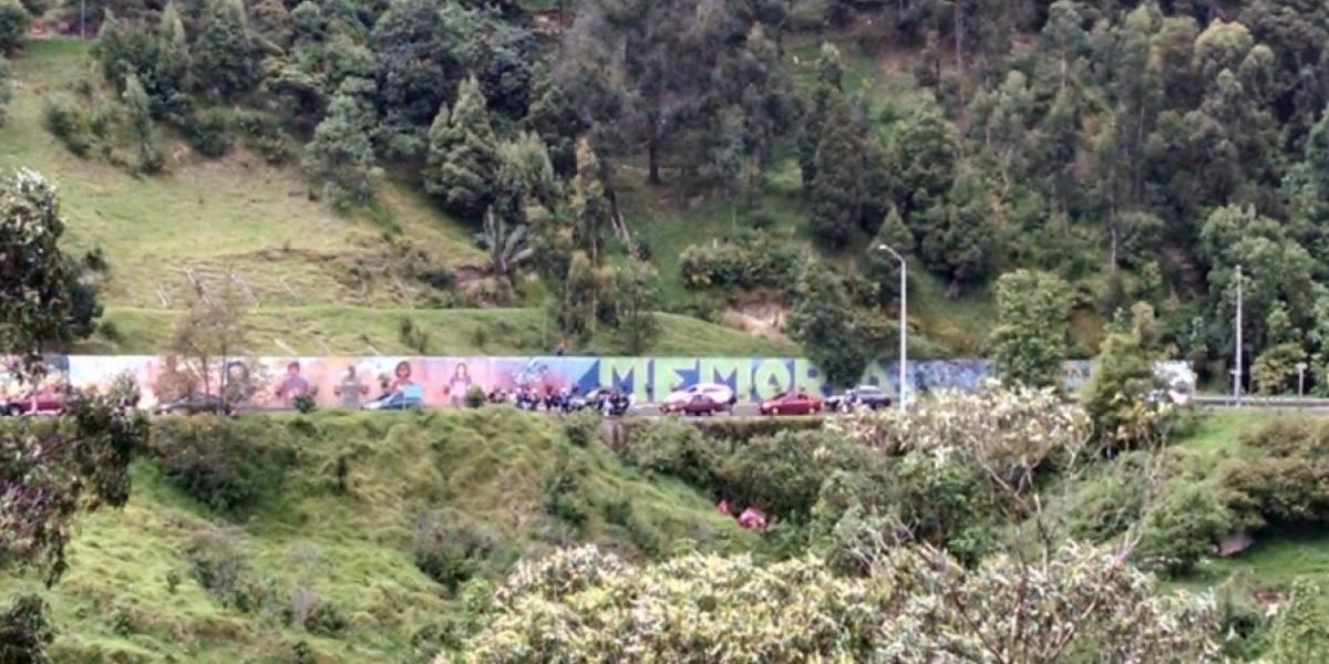 Muere ciclista colombiano al chocar contra un muro en plena carrera