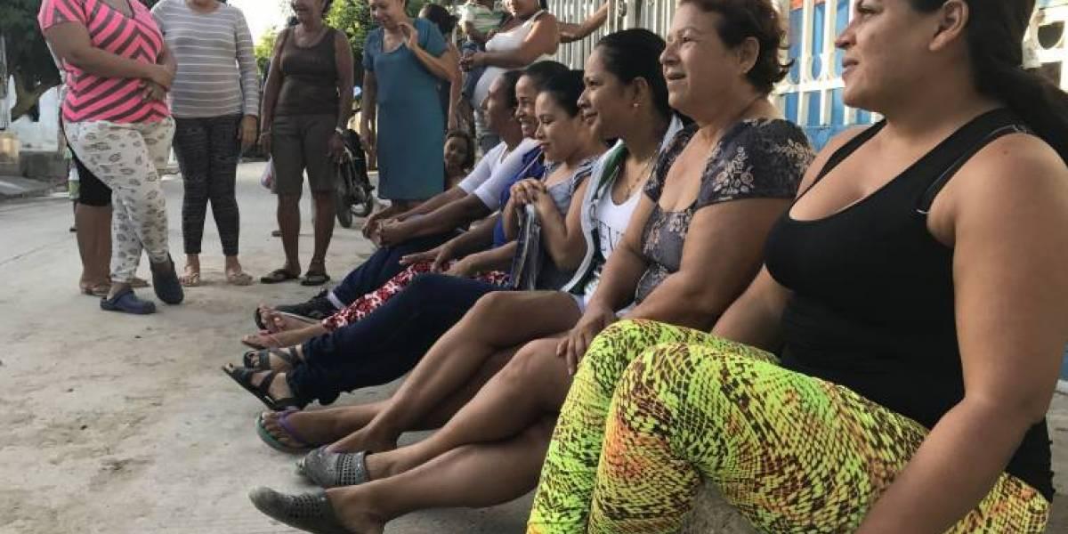 Huelga de mujeres promueve no tener relaciones con sus parejas hasta se restablezca el servicio de energía