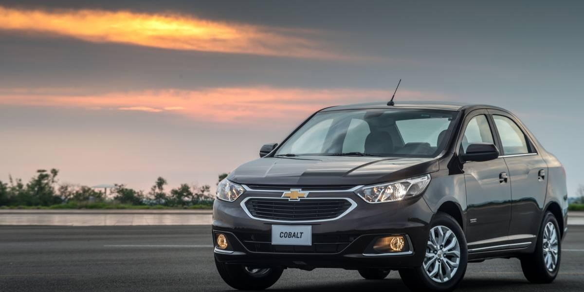 En agosto, Chevrolet arremete con agresiva política comercial