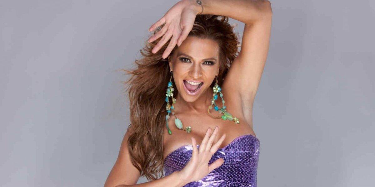 Cecilia Galliano se va a un programa matutino de TV Azteca
