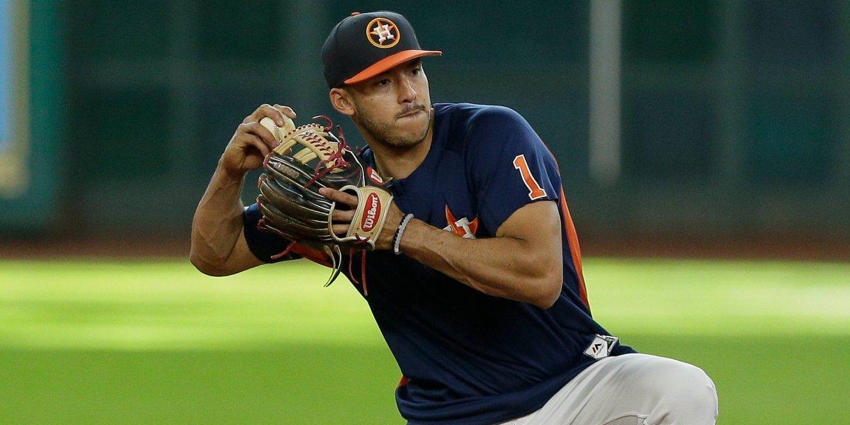Ausencia de Carlos Correa deja hueco en los Astros