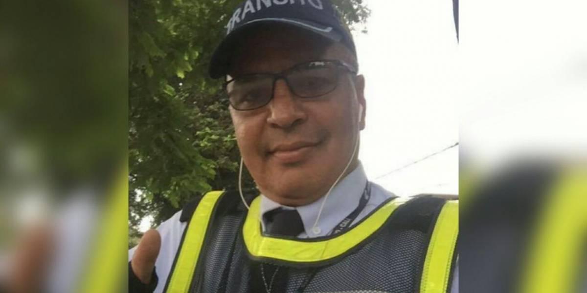 ¡El colmo!, agente de tránsito conducía en aparente estado de alicoramiento