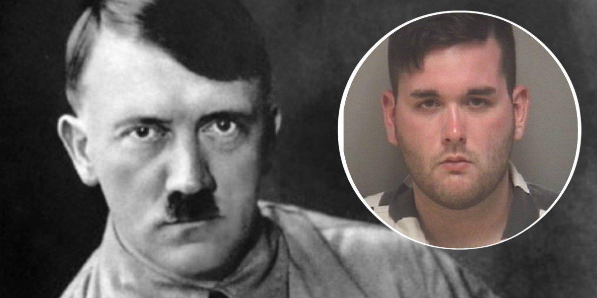 Joven detenido por atropello en Virginia idolatraba a Hitler