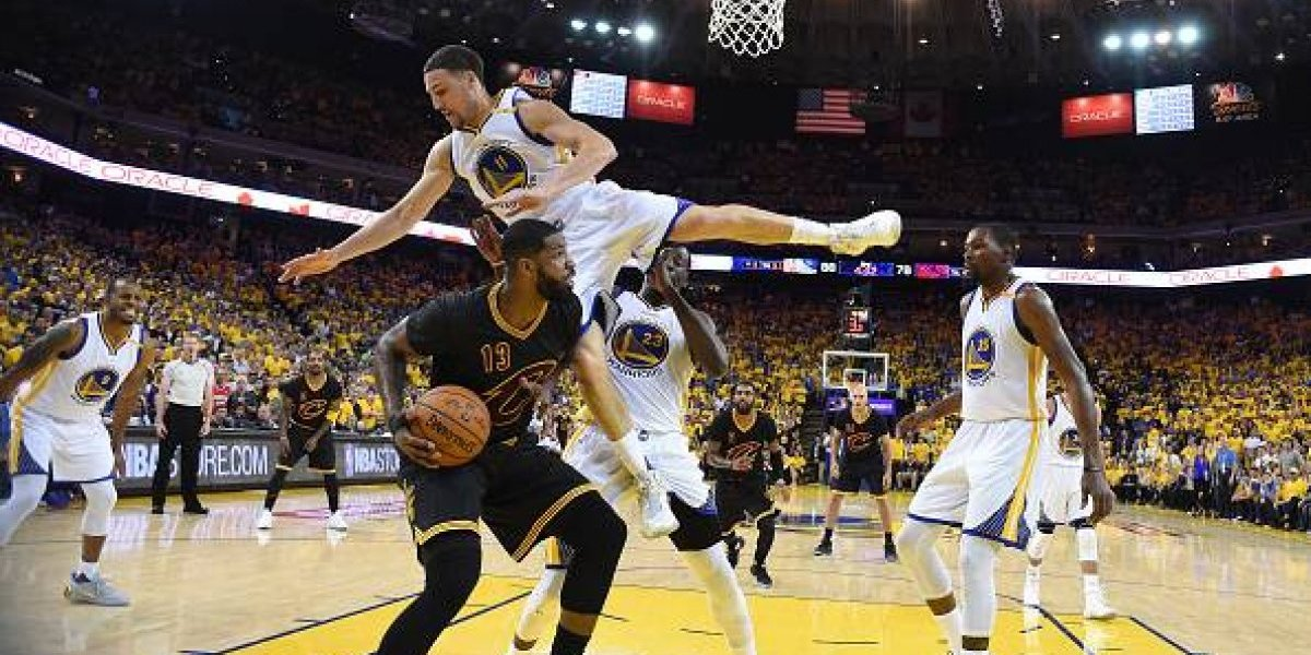 NBA revela calendario de la temporada 2017-18