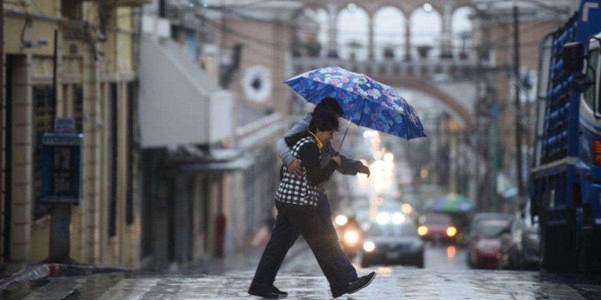 Según Insivumeh, se esperan lluvias copiosas esta semana