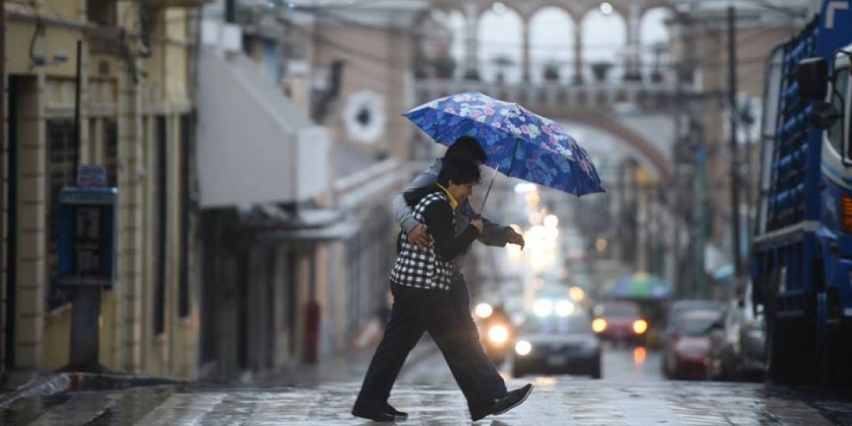 Nuevo frente frío podría generar lluvias a partir del jueves