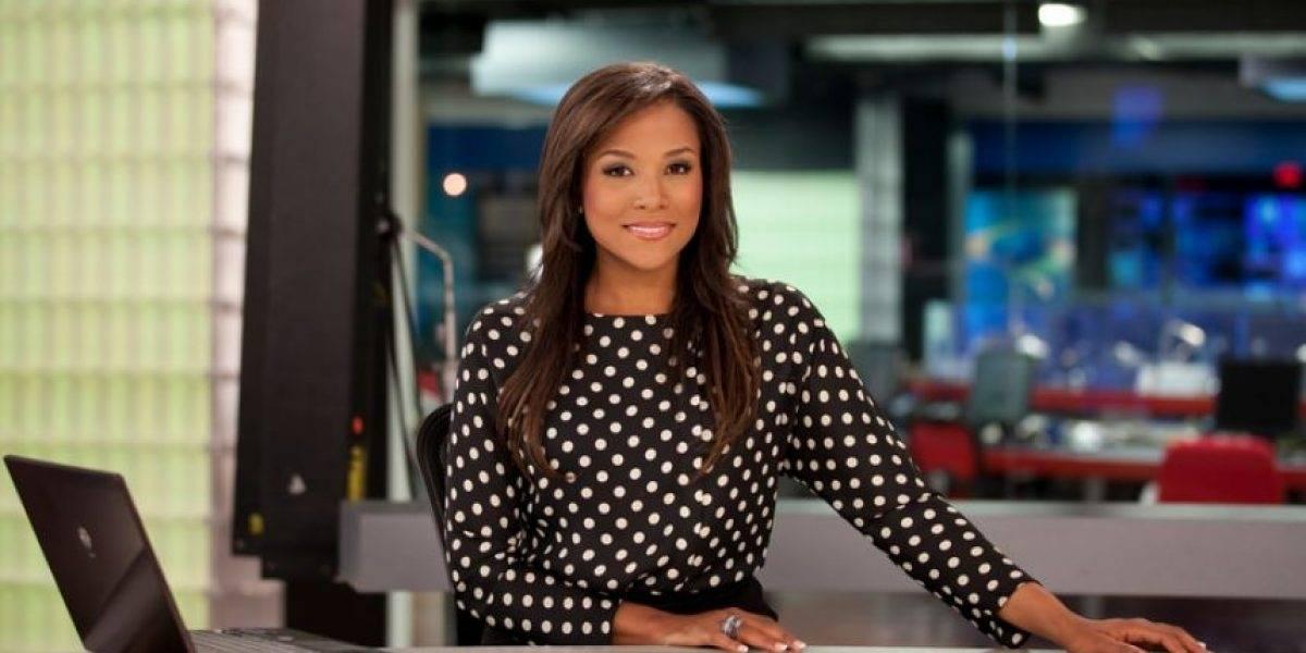 Este fue el nuevo look de Mabel Lara en Noticias Uno por el cual le llueven piropos