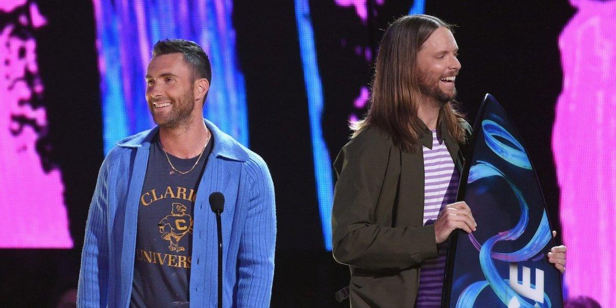 """Maroon 5: """"Nos vemos muy bien para tener 38 años"""""""