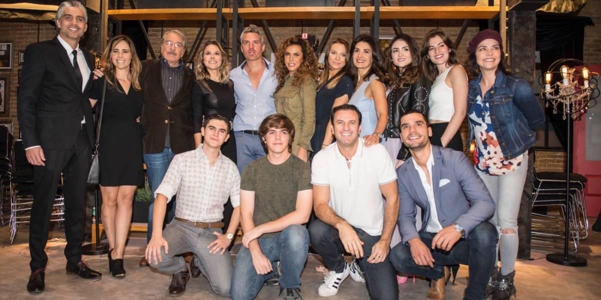 Mayrín Villanueva y Daniela Castro juntas en la telenovela 'Me declaro culpable'
