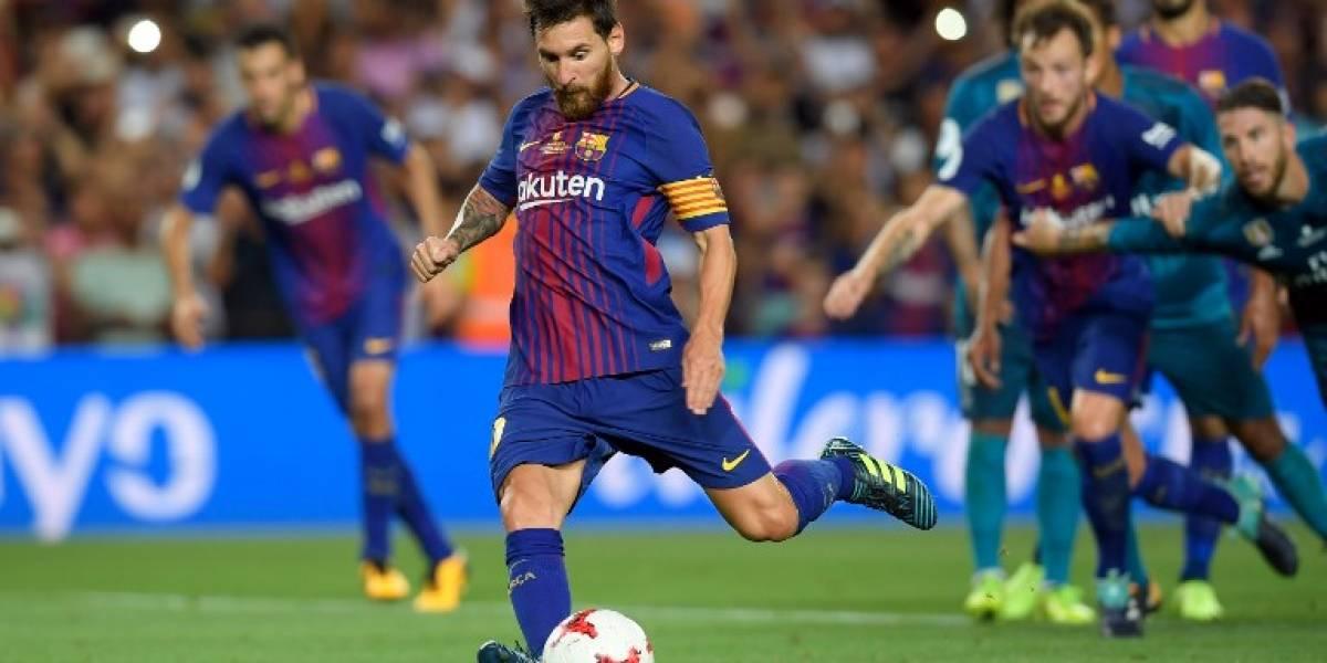 El mensaje de Messi tras la derrota en el clásico