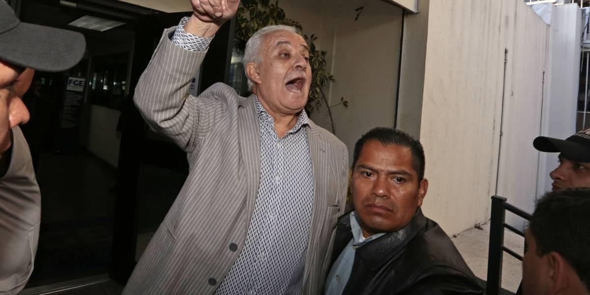 Galo Chiriboga: No me siento perseguido, me siento maltratado