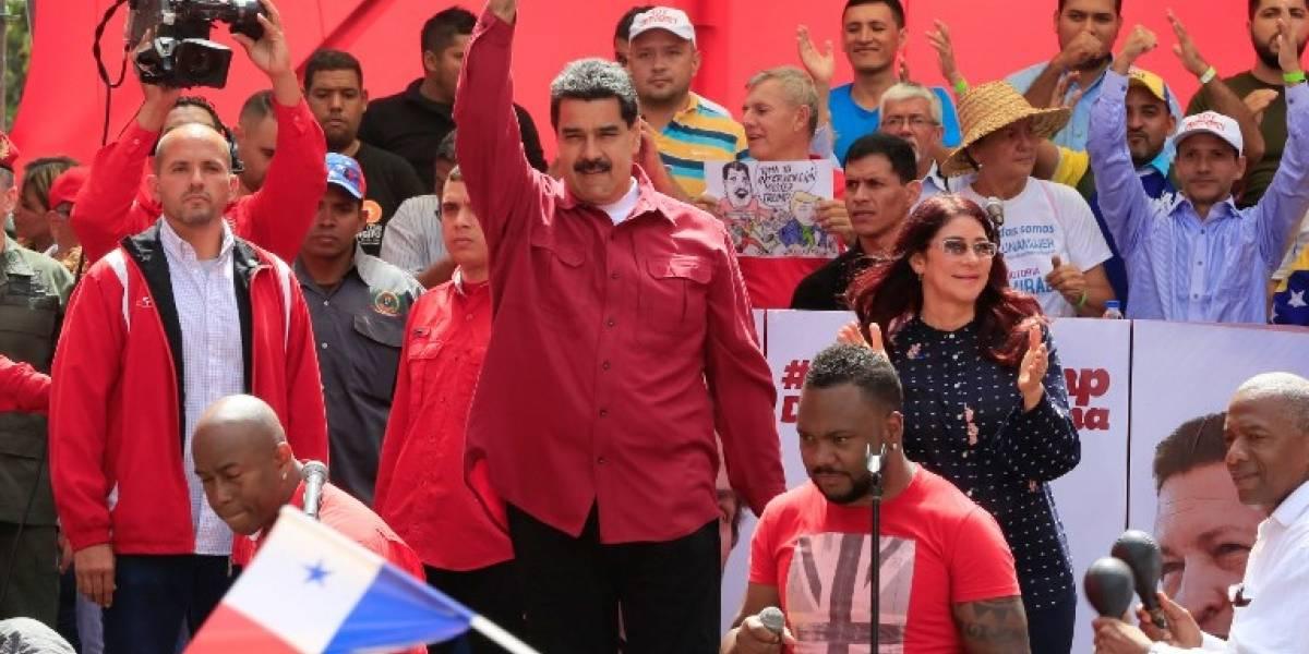 Maduro moviliza fuerzas militares ante amenaza de Trump