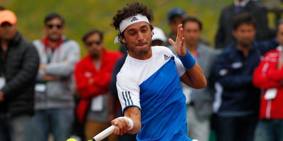 Gonzalo Lama tuvo un tremendo repunte en el ranking ATP tras su sólida semana en Colombia
