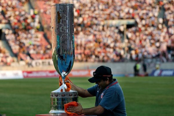 La Copa Chile sigue en marcha / imagen: Photosport
