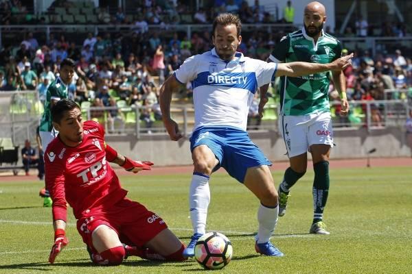 Guede manda claro recado a DT de Palestino tras empate — Colo Colo