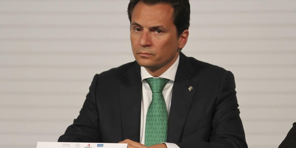 Emilio Lozoya se declara inocente en comparecencia ante Fepade