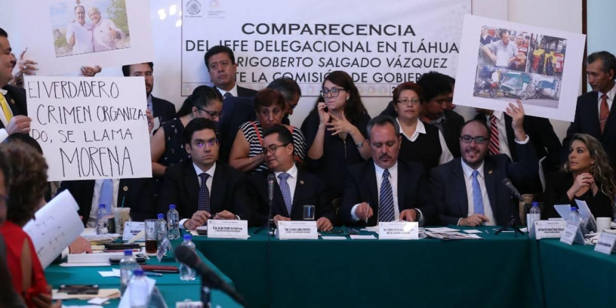 Ordenan a PGR frenar difusión de información sobre Rigoberto Salgado