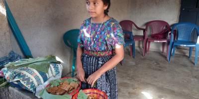 Dulces de San Miguel Chicaj