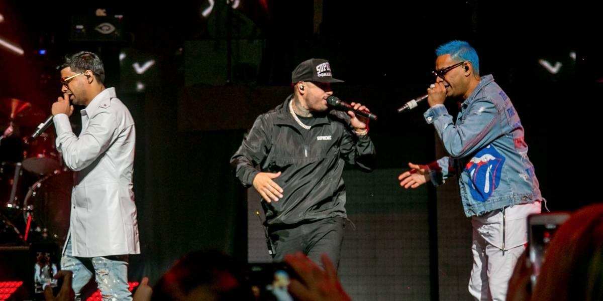 Plan B arranca tour junto a Nicky Jam por EE.UU.