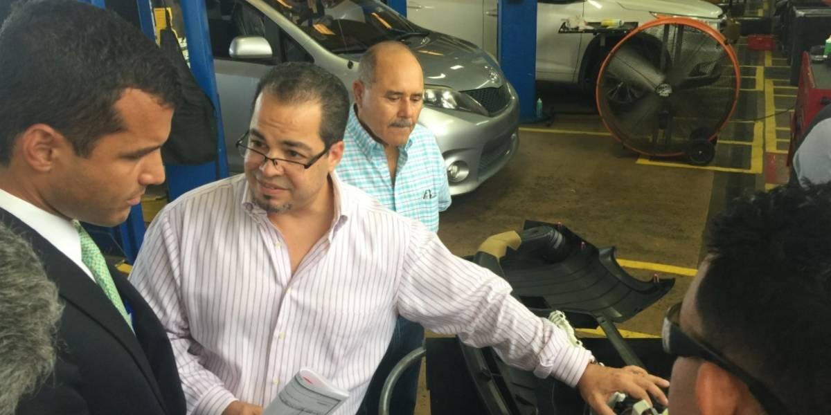 Hacen llamado a conductores a verificar si sus vehículos necesitan reemplazo de airbags