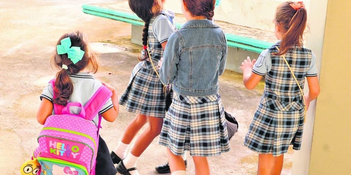 Suena el timbre en menos escuelas