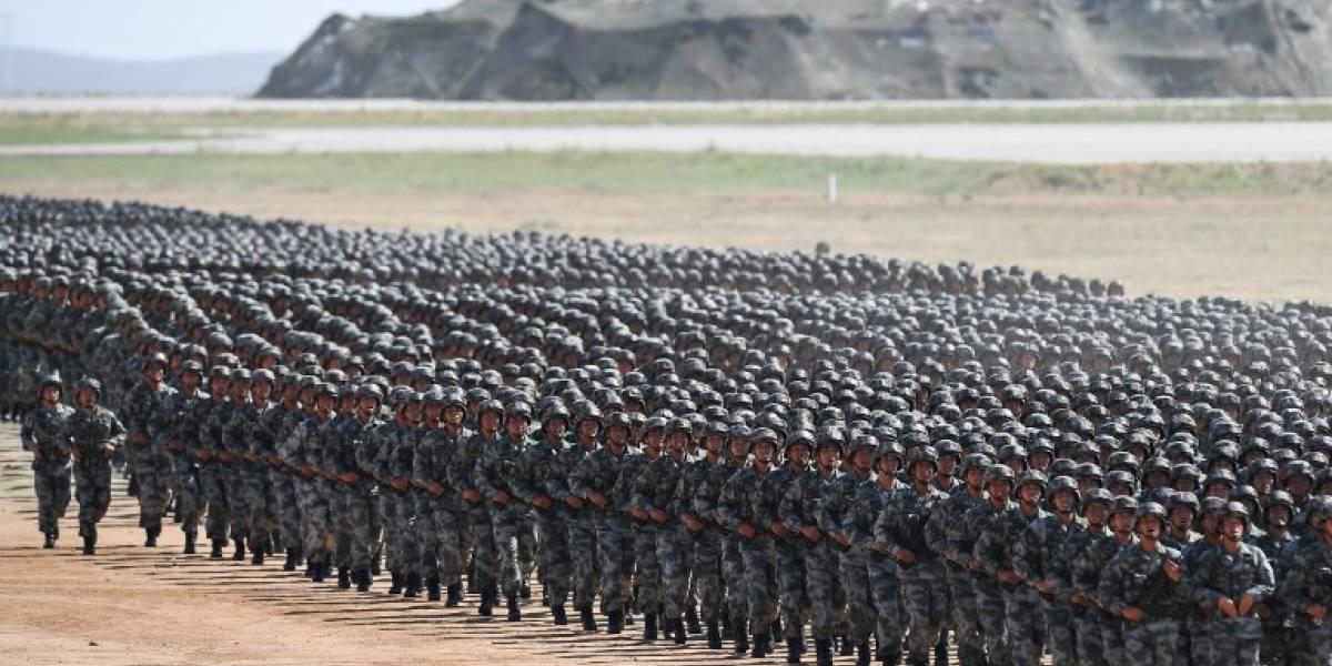 Ejército chino preocupado por sus soldados adictos a los videojuegos