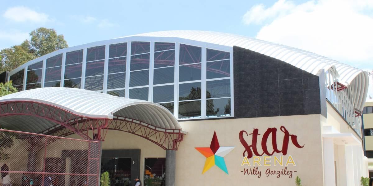Conoce el Star Arena, un complejo deportivo que servirá como sede de distintas entidades