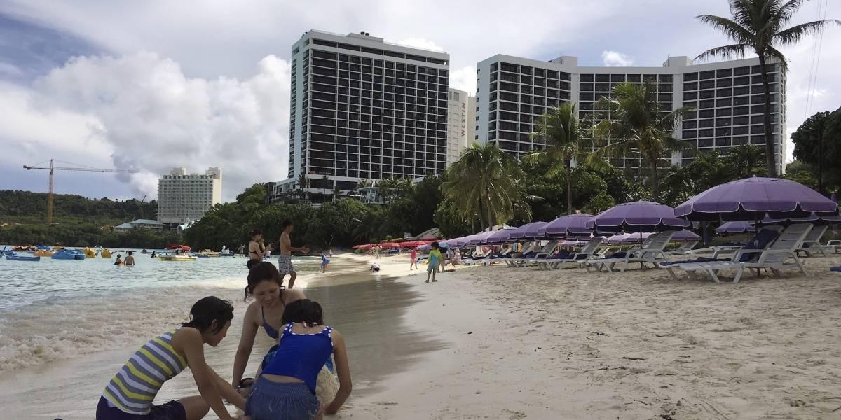 Tranquilo un boricua en Guam a pesar de tensiones