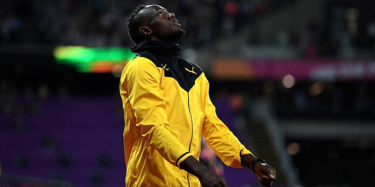 VIDEO: Usain Bolt se habría ido de fiesta un día antes de su última carrera