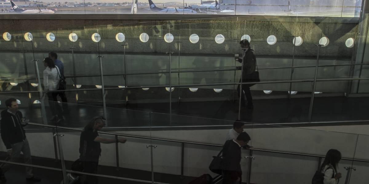 Sube 5.1% la movilización de pasajeros en aeropuertos del país