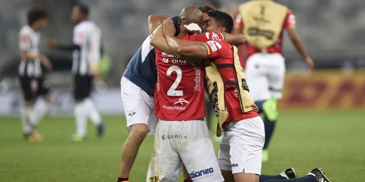 Wilstermann se sale con la suya y recibirá en Cochabamba a River Plate por la Libertadores