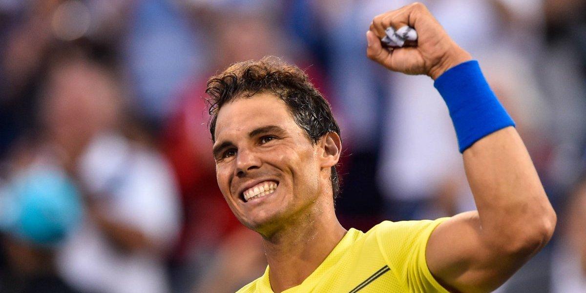 """Rafa Nadal y su regreso al número 1: """"La pasión por el juego me han dado la oportunidad de volver a lo más alto"""""""