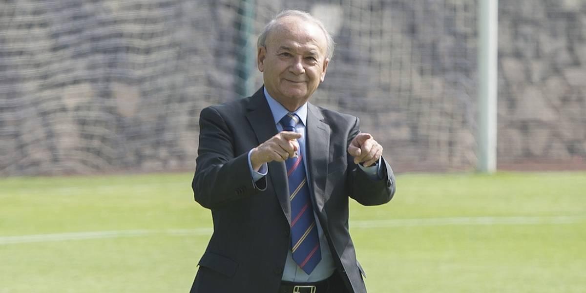 El término que 'Billy' Álvarez propone para remplazar el 'cruzazulear'