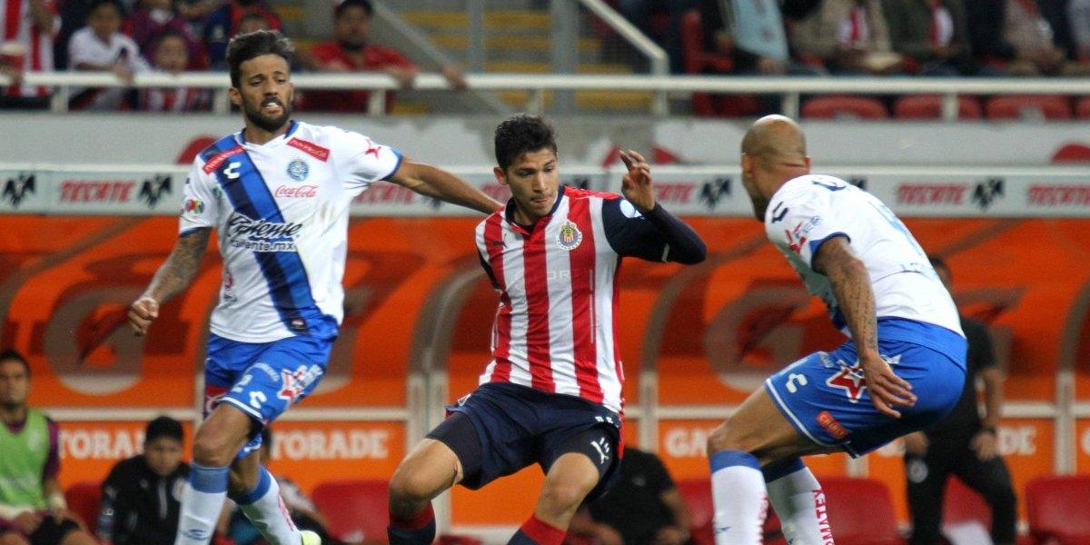A Chivas se le complica el Puebla como local
