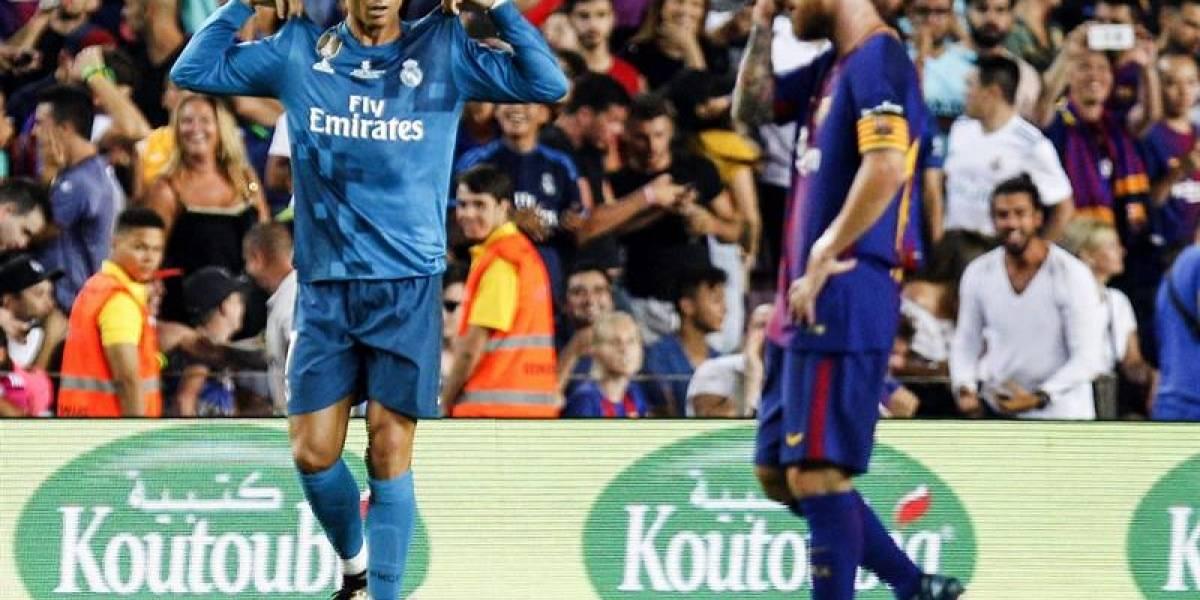 El Madrid sin CR7 recibe al Barcelona sin Iniesta en la Supercopa de España