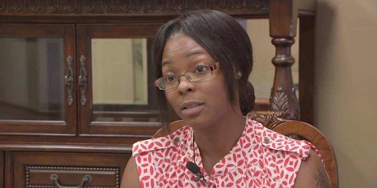 Charnesia Corley fue abusada por Policías