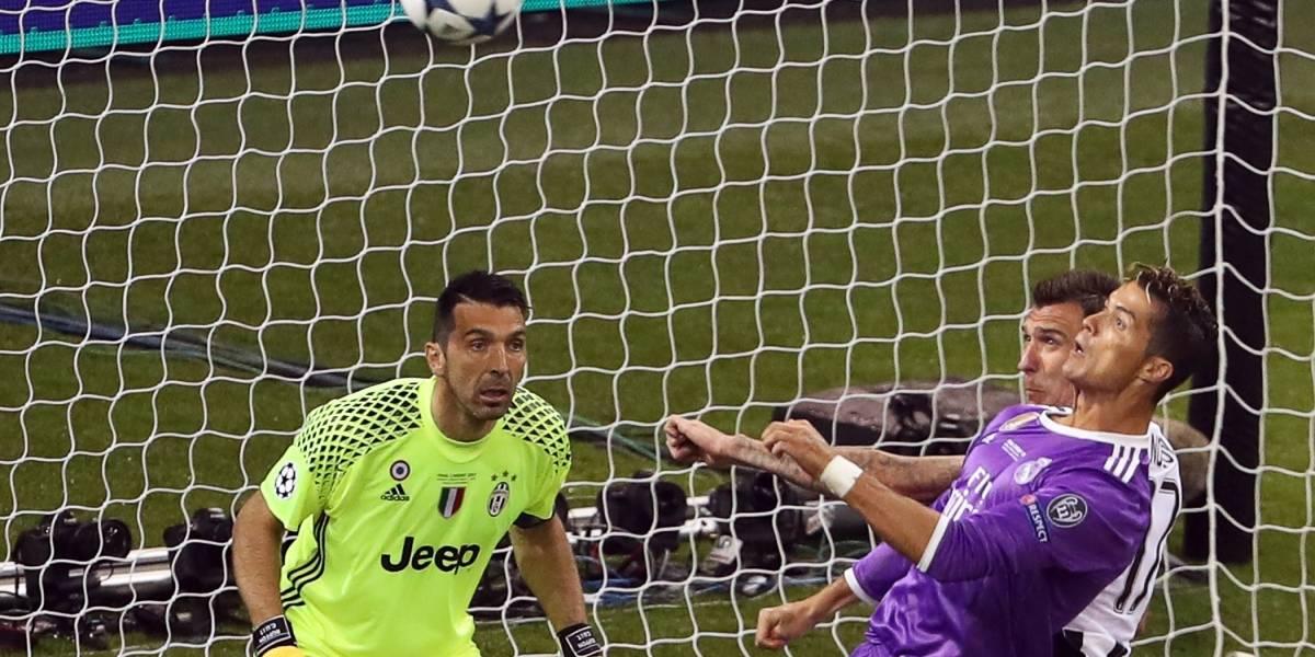 Buffon, CR7 y Messi, los tres mejores jugadores de la Uefa