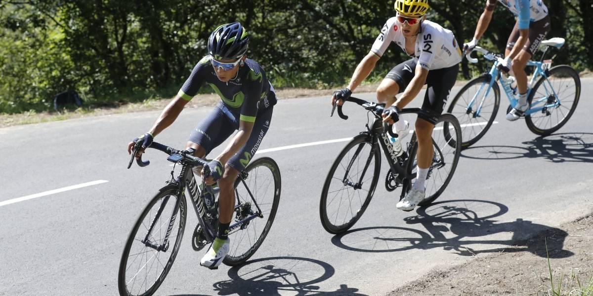 Llega Mikel Landa a Movistar, ¿qué pasará con Nairo Quintana?