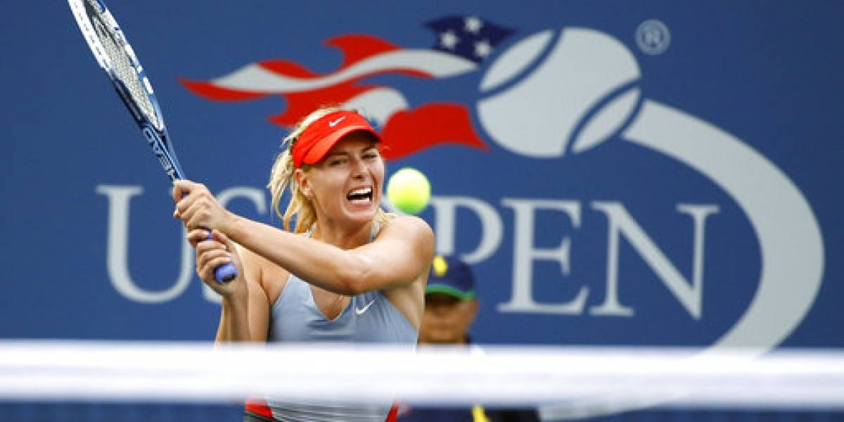 Maria Sharapova recibe wild card para el US Open