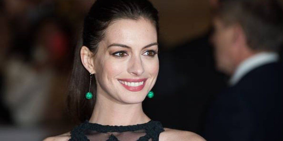 Hathaway fue víctima de hackers y publican fotos íntimas