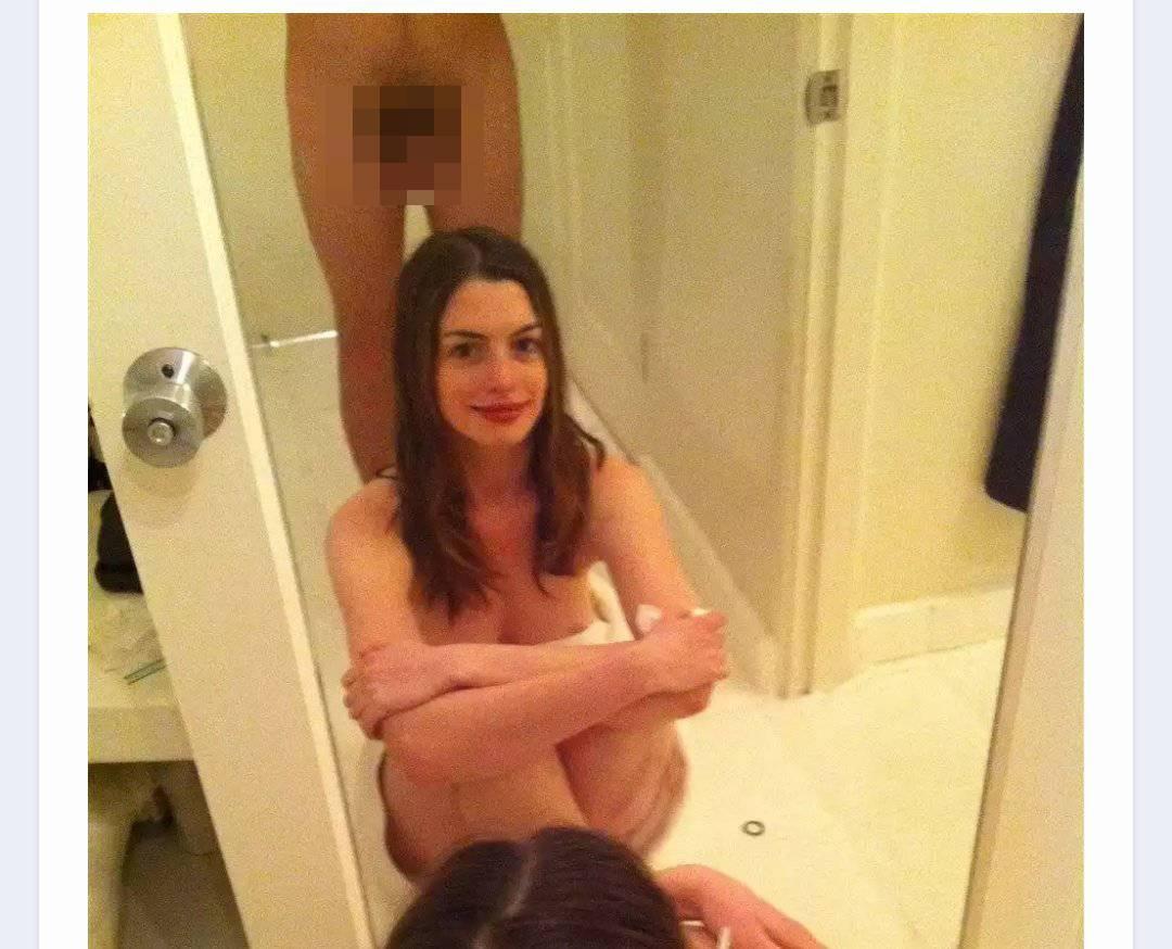 Toutes les photos d'Anne Hathaway nue - Whassup